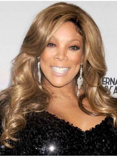 Wendy Williams Wigscurly Capless Long Blonde 16 Without