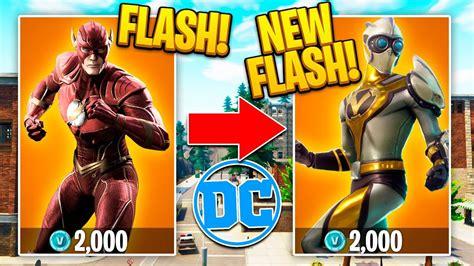 season  flash skin leaked  fortnite fortnite
