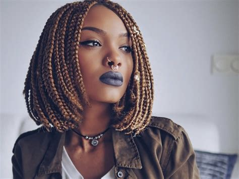 Braid Hairstyle by 40 Unique Box Braids Hairstyles To Make You Look