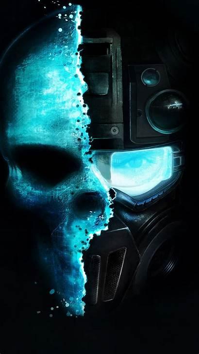 Ghost Recon Future Soldier Skull Deadpool 4k