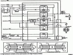 1997 Ford Taurus Radiator Diagram