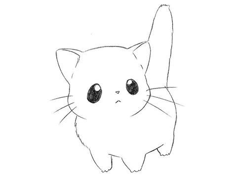 draw  chibi cat drawingforallnet