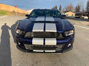 5th generation 2010 Ford Mustang Shelby GT500 For Sale - MustangCarPlace