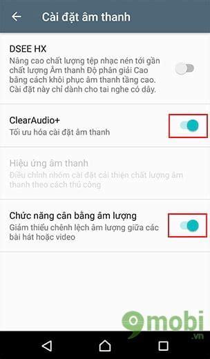 Cách Thiết Lập âm Thanh Trên Sony Xperia Xzs Chuyên Nghiệp Hơn