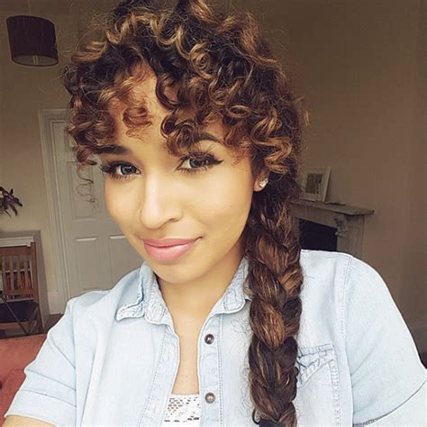 45 cute hairstyles for curly hair curly hair styles