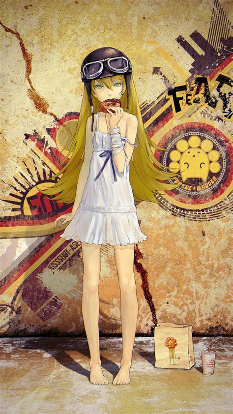 Bakemonogatari volume 1 features story by nisioisin. Shinobu oshino bakemonogatari - Best htc one wallpapers