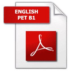 english pet  exercises  tests worksheets