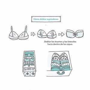 Marie Kondo Kleidung Falten : c mo doblar sujetadores marie kondo clothes careful pinterest haushaltstipps minimalismus ~ Bigdaddyawards.com Haus und Dekorationen