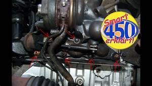 Klimakompressor Smart 450 : smart fortwo 450 kr mmer turbo wechsel wechseln tauschen ~ Kayakingforconservation.com Haus und Dekorationen