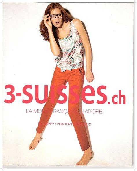 Catalogue Les 3 Suisses