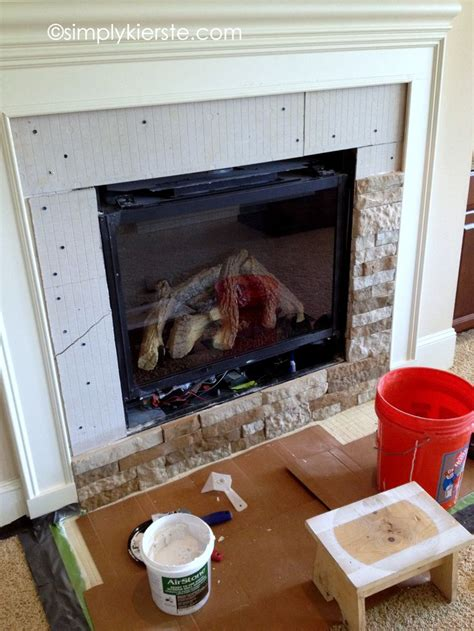 fireplace makeover  airstone fireplaces fireplace