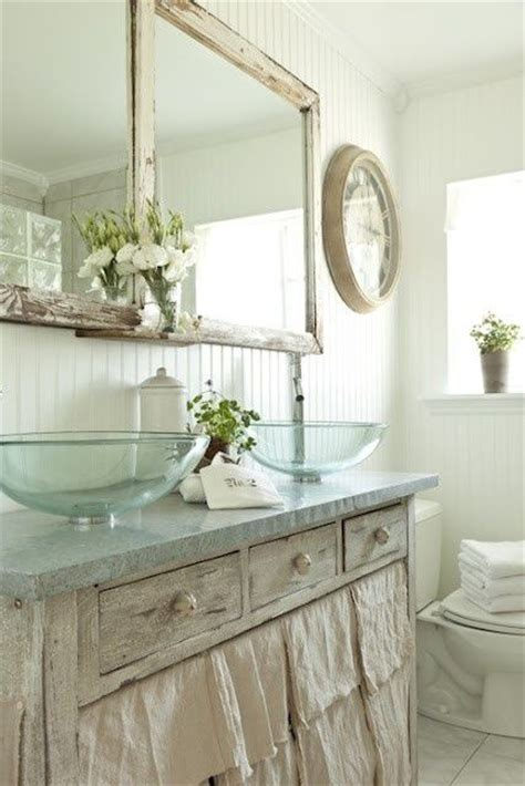 shabby chic bathroom design 28 lovely and inspiring shabby chic bathroom d 233 cor ideas digsdigs