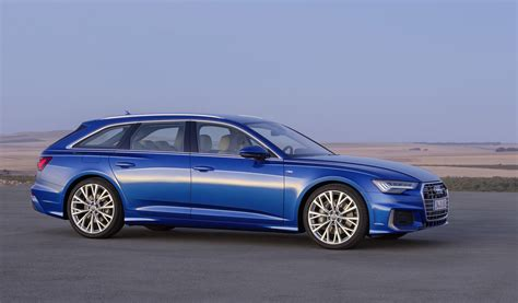 2019 Audi A6 Avant Wagon Revealed