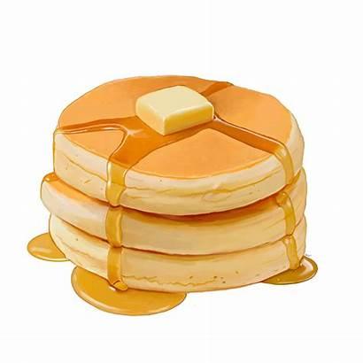 Ya Pancake Deviantart Drawing Pankake Illustration Pancakes