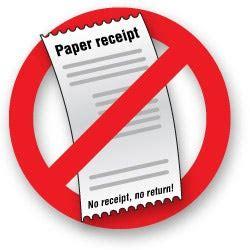 Check spelling or type a new query. No more 'no receipt, no return'? - CreditCards.com
