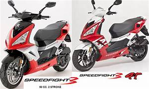 Peugeot Speedfight 3 50cc 2