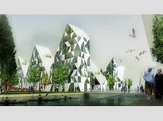 Isbjerget Aarhus Aarhus Housing, Iceberg Denmark e