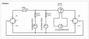 Analog Ac Line Monitoring Box