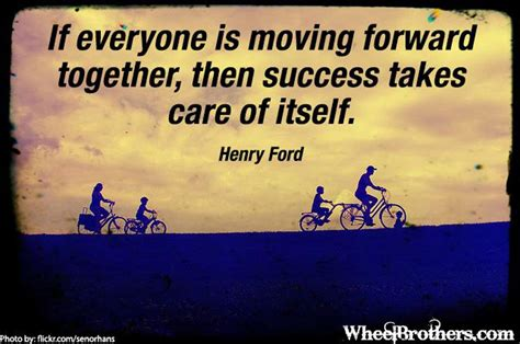 If everyone is moving forward together…   All up to date ...