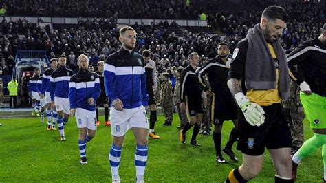 Sheffield Wednesday vs Bristol City on I-Follow ...