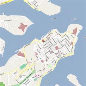 St. Julian Malta Map
