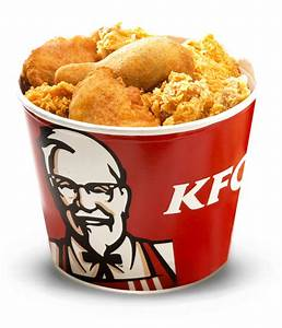 What would you do for 50 years of KFC? That's a bucket of ...