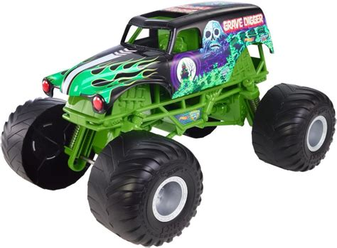 wheels monster truck videos wheels monster jam 1 10 scale diecast vehicle giant