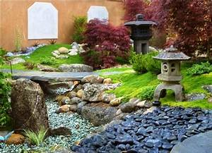 Decoration des jardins japonais 1 deco for Awesome decoration pour jardin exterieur 2 deco entree eglise mariage