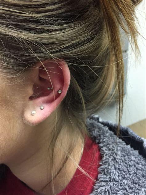 finally   snug piercing piercings