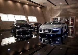 Audi Garage : tony stark and iron man 39 s car collection over the years ~ Gottalentnigeria.com Avis de Voitures