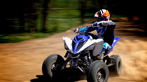 yamaha raptor 187 yamaha raptor 700r trail and track test review with