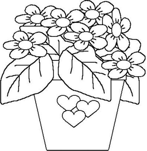 dessins de fleurs 224 colorier