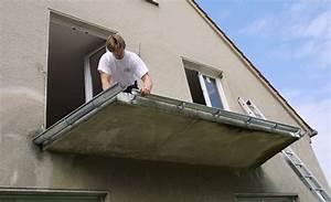 Richtschnur Spannen Anleitung : balkon abdichten treppen fenster balkone ~ Lizthompson.info Haus und Dekorationen
