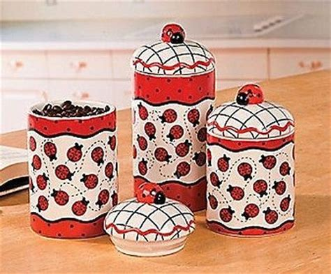 Canisters, Decor And Kitchens On Pinterest