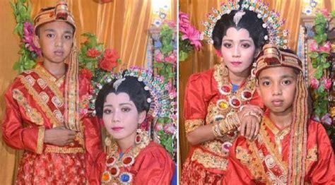 Bocah Dan Wanita Dewasa Semakin Banyaknya Pernikahan Dini Di Indonesia Yang