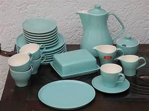 Geschirr Set Türkis : melitta kaffeeservice form 4 ascona t rkis melitta tableware design geschirr porzellan und ~ Eleganceandgraceweddings.com Haus und Dekorationen