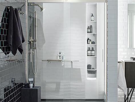 choreograph   shower locker storage kohler