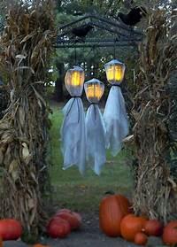 scary halloween decorating ideas 48 CREEPY OUTDOOR HALLOWEEN DECORATION IDEAS...... - Godfather Style