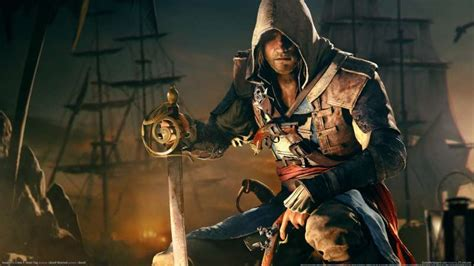Each of our wallpapers can be downloaded to fit almost any device, no matter if you're running an android phone, iphone, tablet or pc. Assassin's Creed 4: Black Flag wallpapers or desktop backgrounds