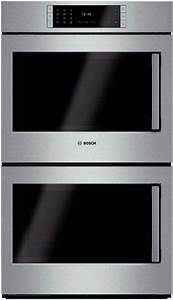 Bosch Hblp651luc 30 Inch Double Electric Wall Oven With 4