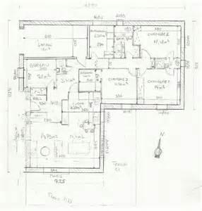 plan plain pied 5 chambres 150m2 aixen provence design