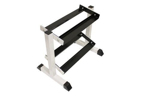 troy usa  pair horizontal dumbbell rack ghdr  tredder