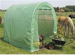 Serre En Polycarbonate Ou En Verre : serre jardin mini tunnel bois polycarbonate ou verre ~ Premium-room.com Idées de Décoration
