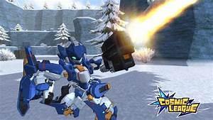 Cosmic League Anime Mecha Shooter Has Launched Worldwide