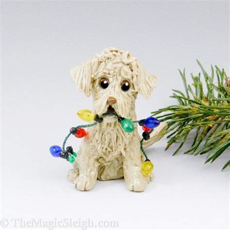 labradoodle holiday ornaments 17 best images about labradoodle on