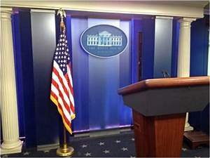 Chadsworth Projects   White House Press Room, Washington, D.C.