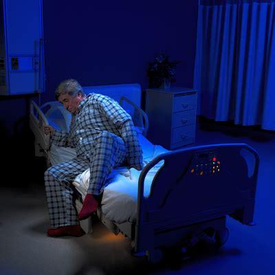 chg hospital beds  pays  patient falls