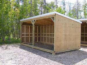 horse shelters prices northern storage sheds fort st With cheap run in shed