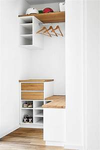 Sitzbank Flur Ikea : small closet organizers small storage solution for apartment sized houses decohoms ~ Sanjose-hotels-ca.com Haus und Dekorationen