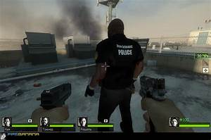 New Orleans Police Coach Left 4 Dead 2 Skin Mods